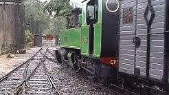 De Tournon à Lamastre le 14 octobre 2000