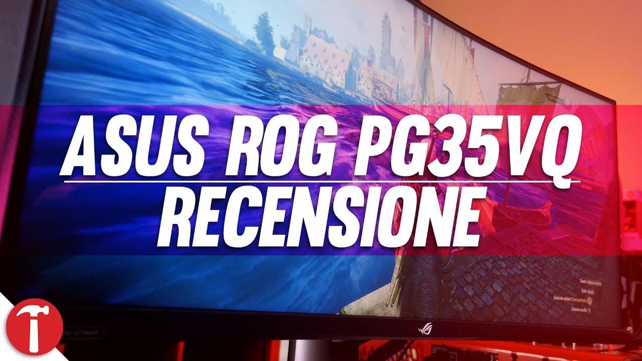 Asus ROG Swift PG35VQ Recensione   Tom's Hardware