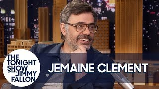 Jemaine Clement recalls his terrible first talk show experience on ...