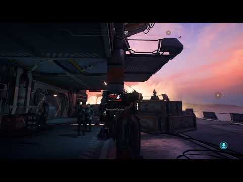 Mass Effect™: Andromeda Kadara: High Noon -End-(Reyes)/Reyes Romance