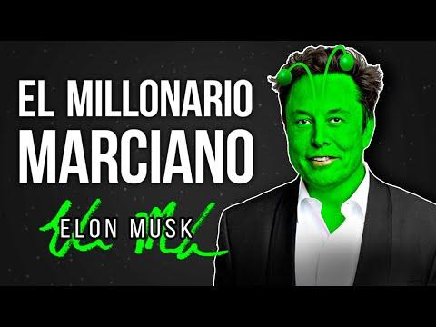 La historia de Elon Musk 🚀 De SUFRIR ACOSO a ser BILLONARIO
