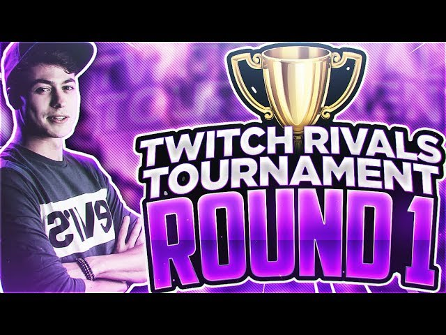 LL STYLISH | STARTING WITH STYLE | TWITCH RIVALS TOURNAMENT | ROUND#1