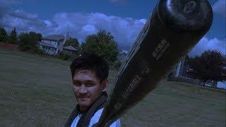Twilight Baseball Scene Reenactment