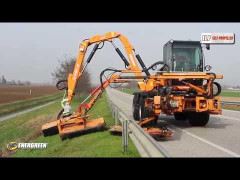 Remote Control Slope Mower - TRX-48-PRO | Doovi