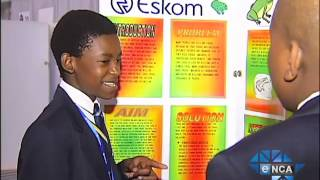 eNCA | SA School Science Expo Begins