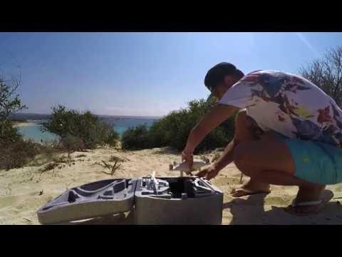 Cyprus with the DJI Phantom 4