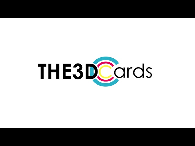 Intro The 3D Cards