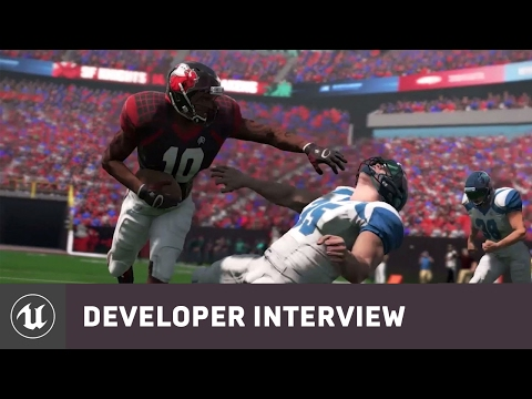 Joe Montana Football by Superstar Games | E3 2015 Developer Interview | Unreal Engine