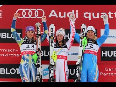 Anna Fenninger Combined Gold (WCH Garmisch 2011)