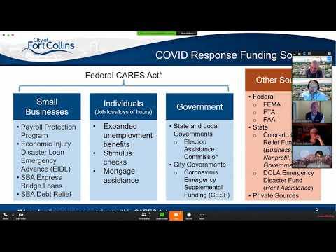 view COVID-19 Update - 4/28/20 video