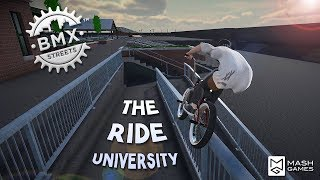 BMX Streets P PE The Ride University FULL Part