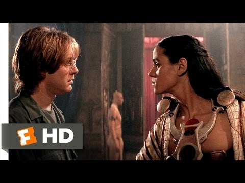 Stargate (8/12) Movie CLIP - Only One Ra (1994) HD