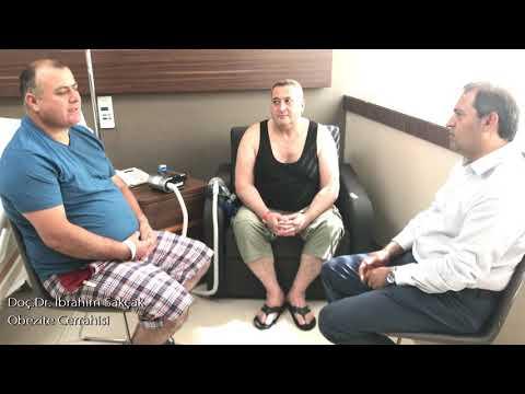 Obezite ameliyatı olanlar