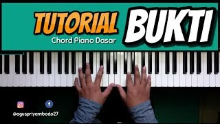 Tutorial Piano (Virgoun - Bukti)
