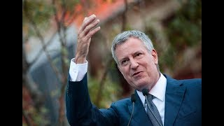 "We Knoe It All ""BILL DeBLASIO"""