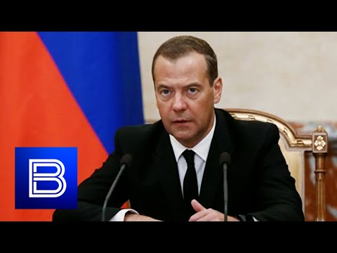 BREAKING! Medvedev Resigns!