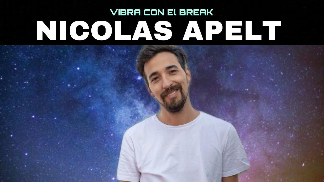 El VIAJE DEL ALMA CON NICOLAS APELT