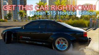 Forza Horizon 3  Most Steering Angle In Game! Sushi Roll Forzathon