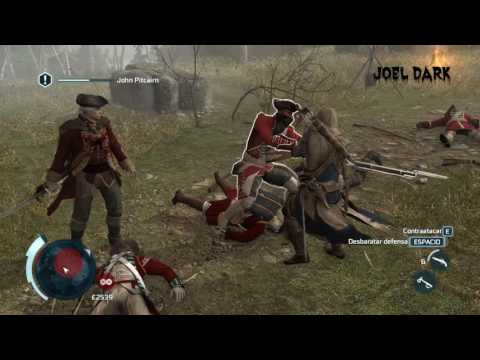 Assassin's Creed 3 | Connor vs John Pitcairn