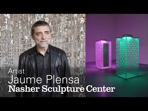 The Physical and Indescribable Qualities of Sculpture: Artist Jauma Plensa