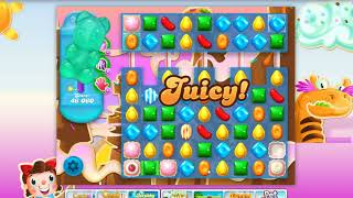Candy Crush Soda Saga - Level 74