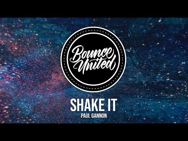 Paul Gannon - Shake It