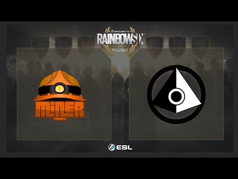 OrglessGG vs. Miner eSports - Map Two- Chalet - Rainbow Six Pro League on PC - NA - Playday 6
