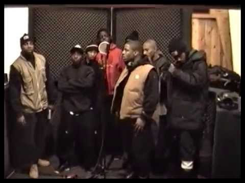 The Hit Factory 1993: JMJ, Chyskillz, Onyx, Naughty By Nature, Biggie Smalls, Puff Daddy, Jesse West