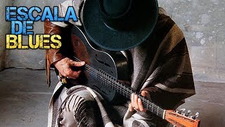 Escala de Blues (Tutorial para Guitarra)
