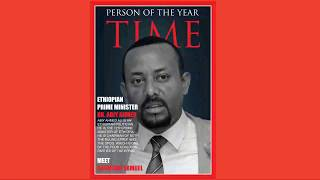 Photoshop Tutorial: Prime Minister Dr. Abiy Ahmed on Time Magazine Front Cover