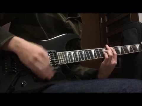Helloween - Future World (guitar cover)