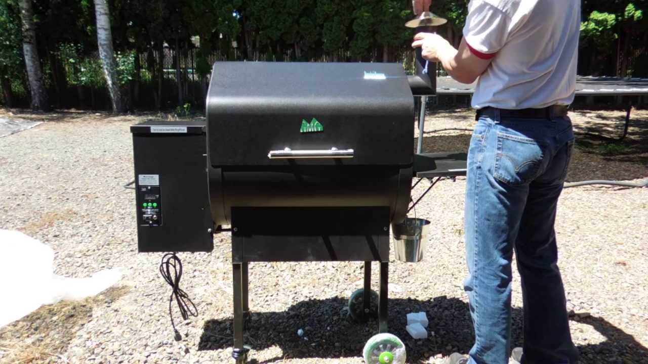 Green Mountain Grill Daniel Boone Assembly Video Youtube Wiring Diagram
