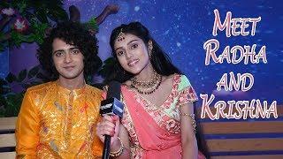 Real Life Love Partner Of Radha Krishna Serial Actors Star Bharat