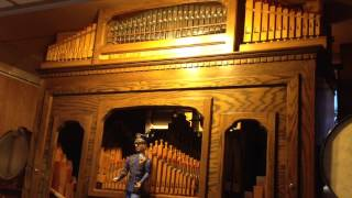 "New-Matic (Ed Schmidt) 168 Style Wurlitzer Band Organ plays ""Feestmedley"""