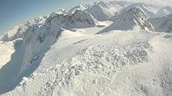 Sölden 2012 - Skiabfahrt schwarze Piste 25