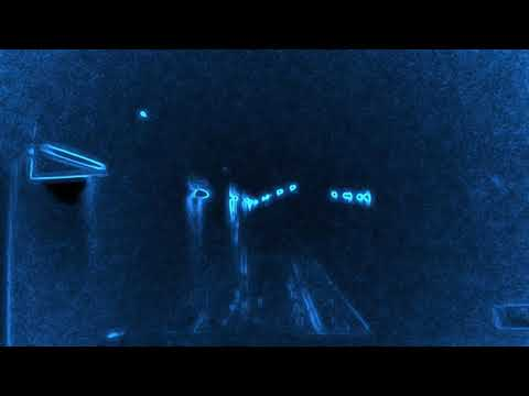 "Tokyo Airport Monorail Hyperlapse and Tron-Vision - ""Round Da World"""