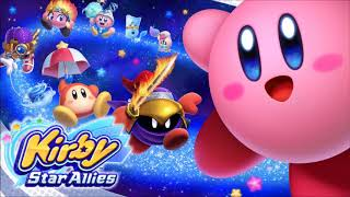 Francisca & Flamberge Battle - Kirby Star Allies OST Extended