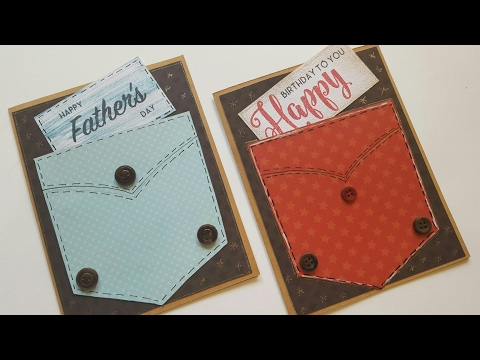 FATHER'S DAY CARD | Design Team Project for Maymay Made It