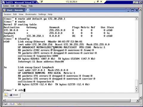 Linux Commands, OpenSSH install, Putty, NMAP (archived)