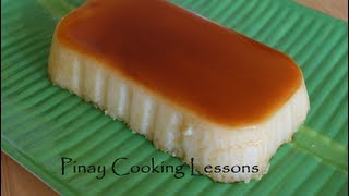 NANAY LILAY'S MELT-IN-YOUR-MOUTH LECHE FLAN
