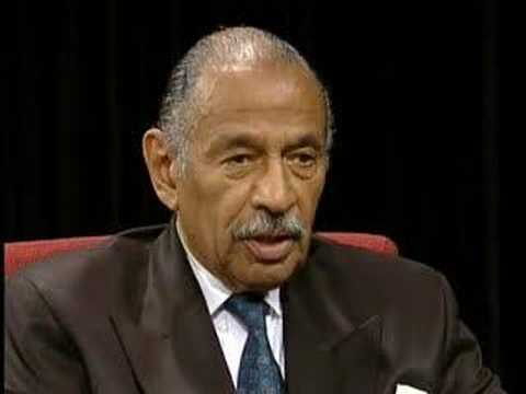 Interview with Rep. John Conyers, Part I