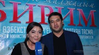 Өзбек актеру Улукбек кыргыз киносуна дагы тартылгысы келет. Таң маанай