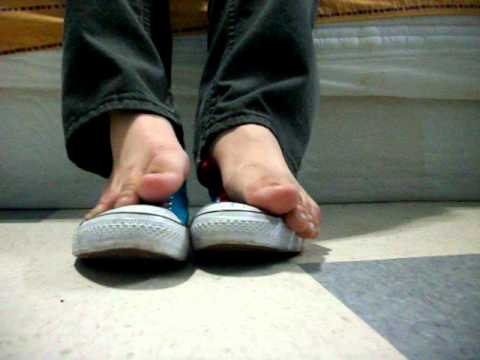Vans Sockless Shoe