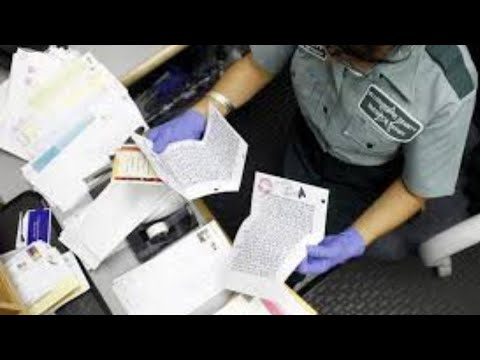 Inmate Mail and Private Companies