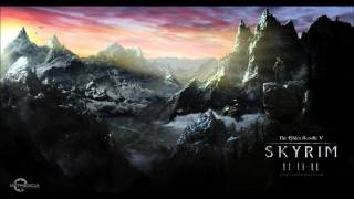 Skyrim Soundtrack - The Streets of Whiterun [HD 1080p]