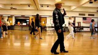 Waltzing Matilda ( Line Dance ) With Music.wmv