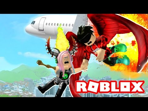 OUR PLANE CAUGHT ON FIRE AND WE GOT LOST! | Roblox Roleplay | Villain Series Episode 14