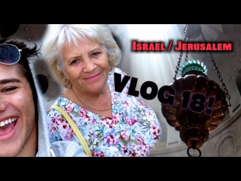 Israel ♥ Иерусалим/Бабушкин DreamTour | Vlog 18