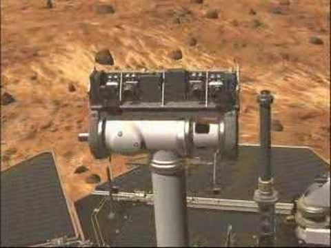 mars curiosity landing animation - photo #49