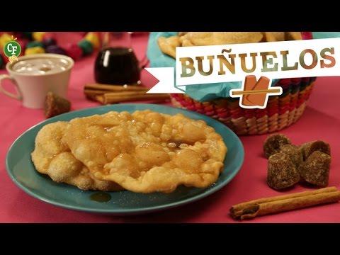 ¿Cómo preparar Buñuelos? - Cocina Fresca